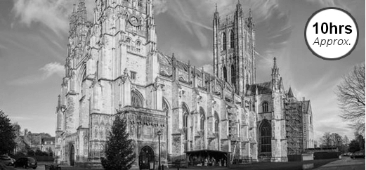 Mile5 Limited Excursion Services - Transport Service Canterbury Cathedral, Rochester Cathedral and Castle Experience