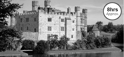 Mile5 Limited Excursion Services - UK Day Trip Hever Castle and Chartwell Real Transfer