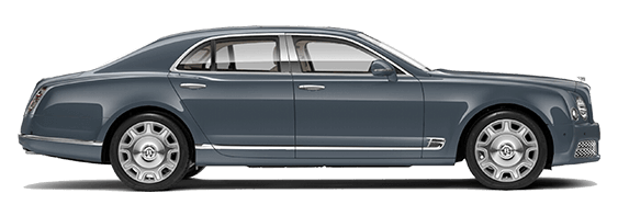 Mile5 Limited Transport Services Fleet - Bentley Mulsanne On Demand Cars